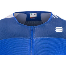 Sportful Bodyfit Pro 2.0 Light Maillot de cyclisme Homme, blue cosmic/twilight blue
